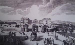 The Foundling Hospital, London