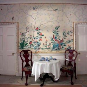 Marble Hill: Chinese Wallpaper