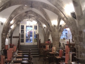 The Crypt, South Street Chichester