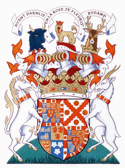 Duke of Richmond Coat of Arms
