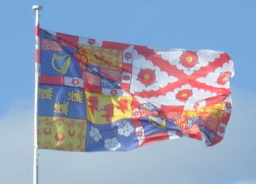 The Dukes of Richmond Flag