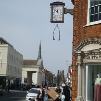 Shippam's in East Street, Chichester