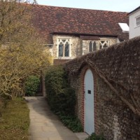 The Vicars' Close, Chichester