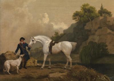 Mr Stubbs the Horse Painter