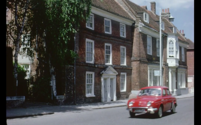 Screen Archive South East… 6 Minute Clip of Chichester in 1962
