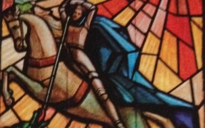 St George – not just the patron saint of England