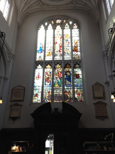 St Mary Aldermary 1