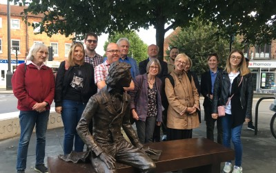 John Keats returns to Chichester