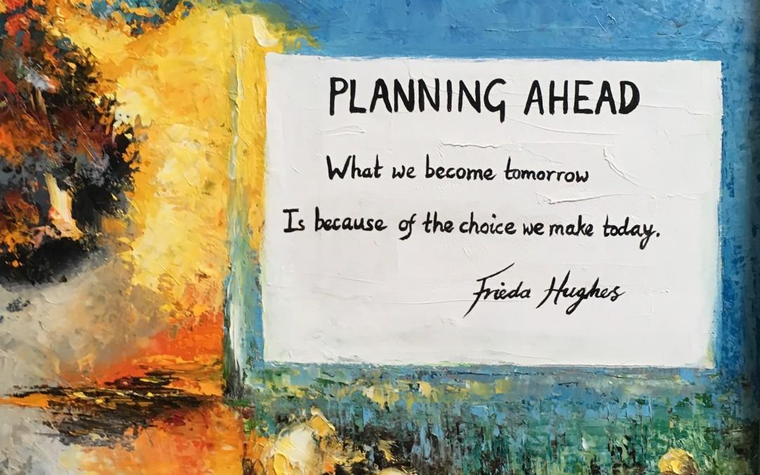 Frieda Hughes – Inspiring Words